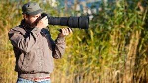 تاثیر لنز در عکاسی